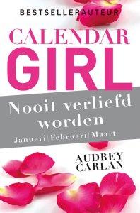 calendar girl jan feb mrt